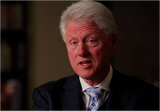 Bill Clinton Rosacea